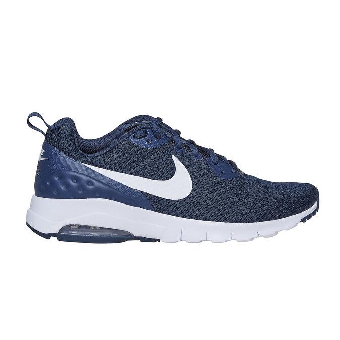 Športové pánske tenisky nike, modrá, 809-9357 - 15