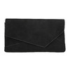 Čierna asymetrická listová kabelka bata, čierna, 969-6665 - 17