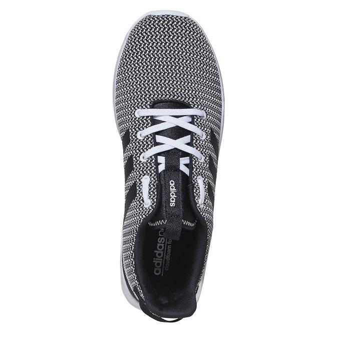 Tenisky v športovom dizajne adidas, čierna, 809-6201 - 19