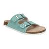 Modré kožené papuče de-fonseca, 573-7621 - 13