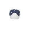 Domáce papuče s hviezdičkami mini-b, modrá, 379-2215 - 17