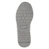 Strieborné dievčenské tenisky s kamienkami mini-b, šedá, 329-2295 - 19
