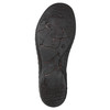 Členková dámska obuv bata, čierna, 596-6656 - 19