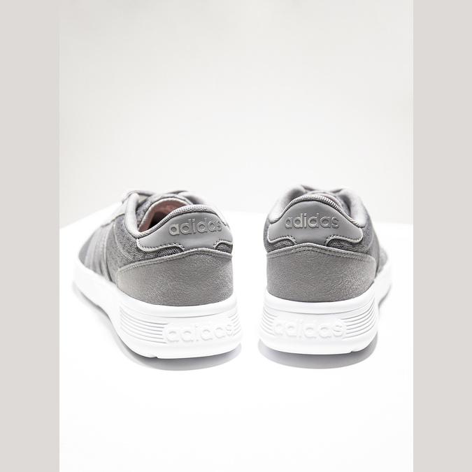 Dámske šedé tenisky adidas, šedá, 509-2198 - 14