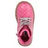 Ružová členková obuv bubblegummers, ružová, 221-5606 - 26