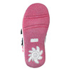 Dievčenská obuv na suchý zips bubblegummers, modrá, 221-9607 - 19