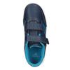 Modré detské tenisky adidas, modrá, 301-9197 - 15