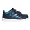 Detské tenisky na suchý zips adidas, modrá, 101-9161 - 26