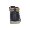 Členková chlapčenská obuv bubblegummers, modrá, 211-9623 - 17