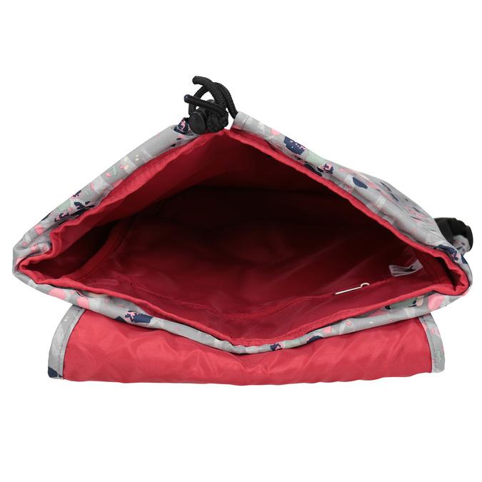 Batoh s farebným vzorom the-pack-society, šedá, 969-2080 - 15