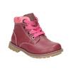 Dievčenská členková obuv bubblegummers, ružová, 124-5601 - 13