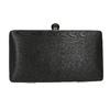 Pevná dámska listová kabelka bata, čierna, 969-6660 - 17