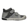 Členková detská obuv na suchý zips mini-b, šedá, 211-2624 - 15