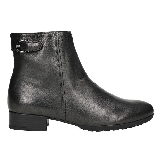 Kožená členková obuv gabor, 616-4008 - 26