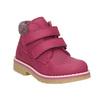 Ružová detská zimná obuv weinbrenner-junior, ružová, 226-5200 - 13