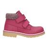 Ružová detská zimná obuv weinbrenner-junior, ružová, 226-5200 - 26