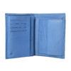Modrá kožená peňaženka bata, modrá, 944-9179 - 15