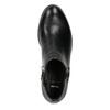 Členková dámska obuv bata, čierna, 591-6619 - 26