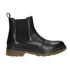 Kožená dámská Chelsea obuv bata, čierna, 594-6680 - 26