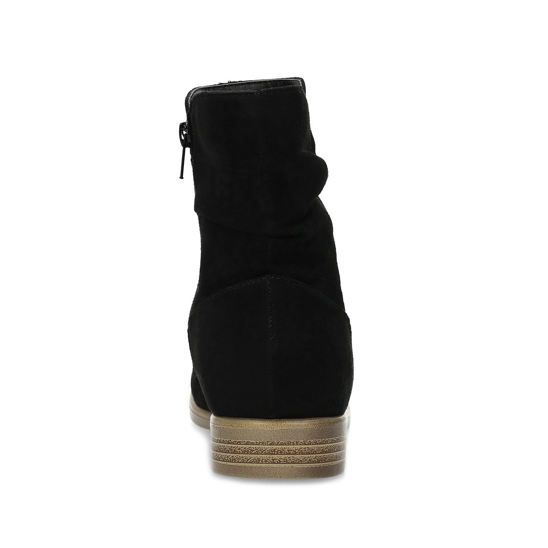 13a5a0c7b ... Dámské členkové čižmy bata, čierna, 599-6614 - 15 ...