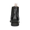 Dámska obuv v Chelsea štýle gant, čierna, 514-6077 - 17