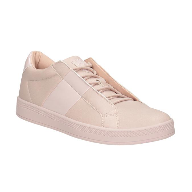 Ružové dámske tenisky atletico, ružová, 501-5171 - 13