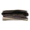 Prešívaná Crossbody kabelka bata, hnedá, 961-4141 - 15