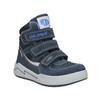 Detská zimná obuv mini-b, modrá, 293-9615 - 13