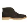 Dámske kožené Desert Boots bata, hnedá, 593-4608 - 15