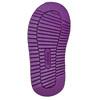 Detské fialové tenisky adidas, fialová, 109-5157 - 26