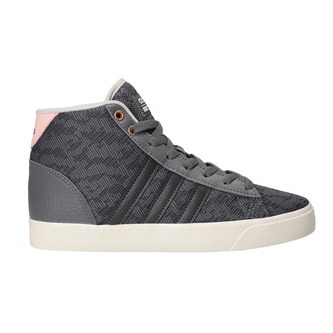 Členkové dámské tenisky adidas, čierna, 509-6112 - 26