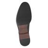 Kožené pánske poltopánky vagabond, čierna, 824-6026 - 17