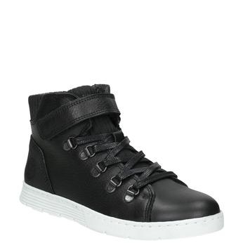 Chlapčenská členková obuv bullboxer, čierna, 494-6024 - 13