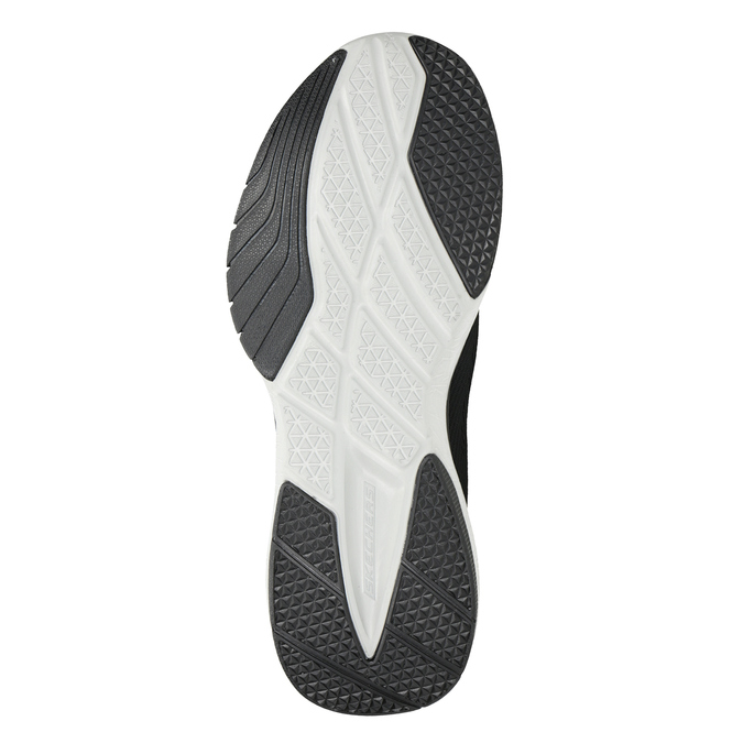 Čierne pánske tenisky skechers, čierna, 809-6330 - 17