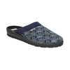 Pánska domáca obuv bata, modrá, 879-9611 - 13