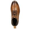 Členková pánska zimná obuv bata, hnedá, 896-3685 - 26
