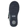 Členková detská zimná obuv mini-b, modrá, 291-9627 - 17