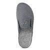 Pánska domáca obuv bata, šedá, 879-2610 - 17