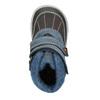 Detská zimná obuv z kože primigi, modrá, 196-9006 - 15