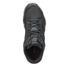 Kožená členková obuv v Outdoor štýle merrell, čierna, 806-6569 - 15