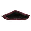 Vínová Crossbody kabelka bata, červená, 964-5265 - 15