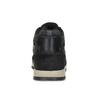 Pánske kožené tenisky so zateplením bata, čierna, 846-6646 - 15