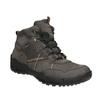 Kožená obuv v Outdoor štýle weinbrenner, šedá, 896-2671 - 13