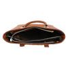 Hnedá dámská kabelka bata, hnedá, 961-3821 - 15