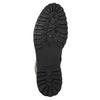 Kožená pánska obuv s masívnou podrážkou bata, hnedá, 896-4665 - 19
