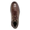 Pánska členková zimná obuv bata, hnedá, 896-4657 - 26