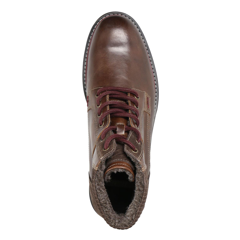 Baťa Pánska členková zimná obuv - Všetky topánky  876ea9af9fd