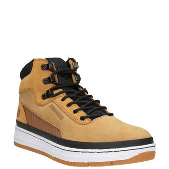 Členková pánska obuv k1x, hnedá, 806-3552 - 13