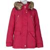 Červená dámska bunda s kapucou bata, červená, 979-5177 - 13