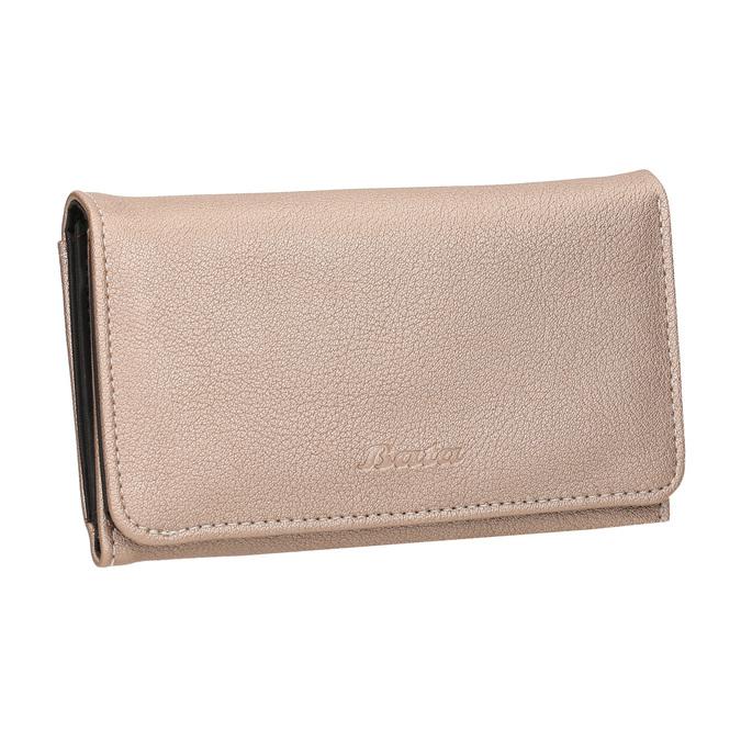 Dámska peňaženka s prešitím bata, 941-5156 - 13